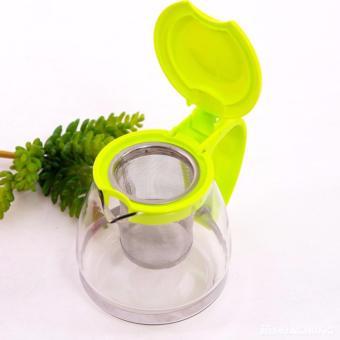 Bình lọc trà thủy tinh 700ml (màu ngẫu nhiên)