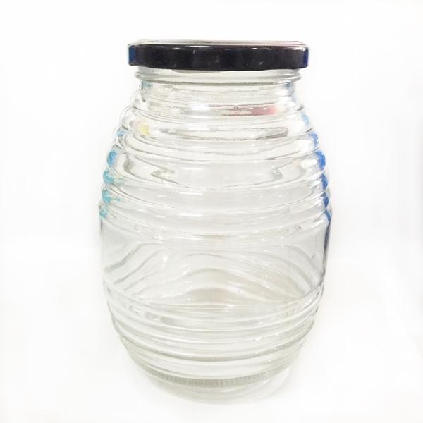 Hủ thủy tinh mật ong 350ml